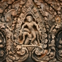 Banteay Srei Carving