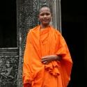 Bayon Monk