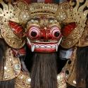 Ritual Balinese Mask