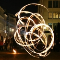 Fire Dancers at the Gendarmenmarkt