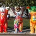 Berlin Bear Statues
