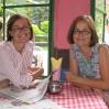 Claudia and Katja