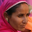 Jaisalmer Woman