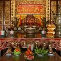 Temple Offerings in Penang