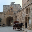 Inside the Walls of Mdina