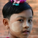 Bagan Girl