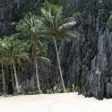Miniloc Beach Karst