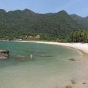 Pantai Kok on Langkawi
