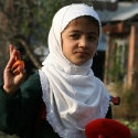 Kashmiri School Girl