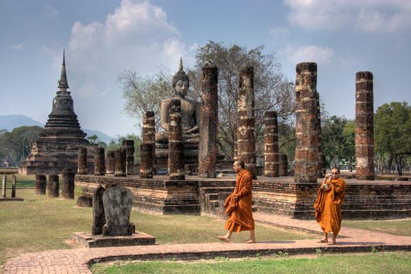 ContemporaryNomad.com  Sukhothai Historical Park