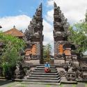 Local Temple in Ubud