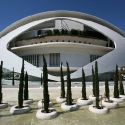 The City of Arts and Sciences in Valencia, Spain