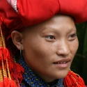 red-dao-woman