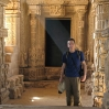 Tony Explores the Sasbahu Temple in Gwalior, India