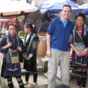 Tony in Sapa
