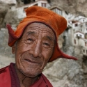 Phuktal Monk