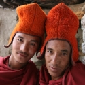 Phuktal Monks