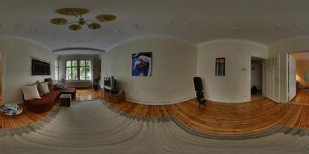 Old Berlin Living Room