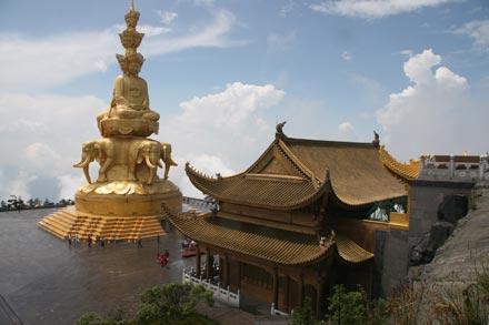 Golden Summit - Jinding