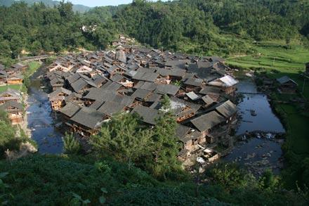 Zengcong Village