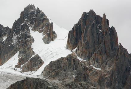 Chola Mountain range in Sichuan
