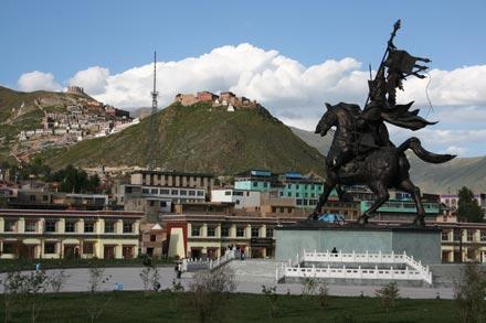 Yushu, Qinghai Province