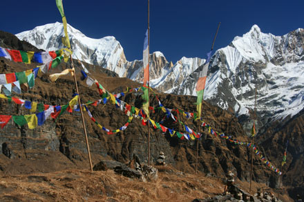 Annapurna Base Camp Views