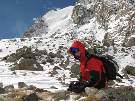 Tony Near Mount Kailash Pass