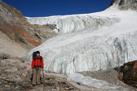 Mistaken Chola Glacier