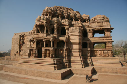 Sasbahu Temple