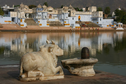 Holy Lake of Pushkar