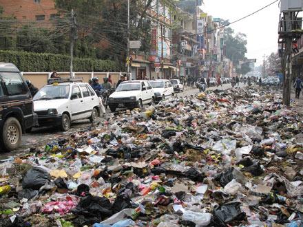 Italian Garbage Pickup