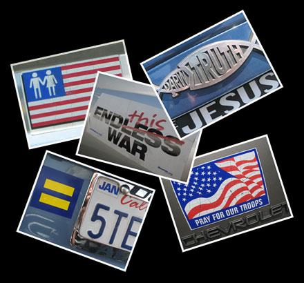 American Bumper Stickers