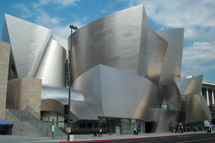 Disney Theater by Frank Gehry