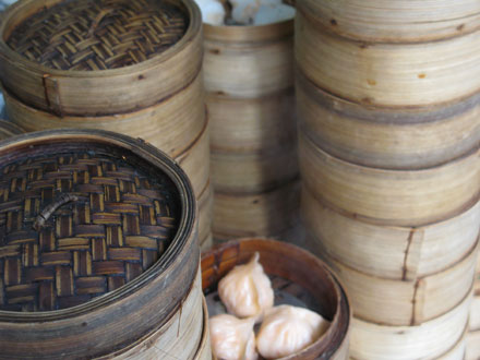 Dim Sum Steamer Baskets