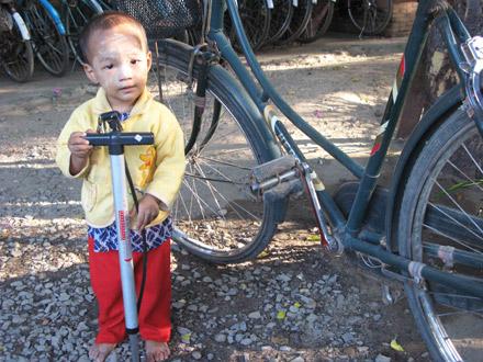 Little Bike Repairman