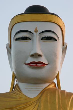 Gwyneth Paltrow Buddha