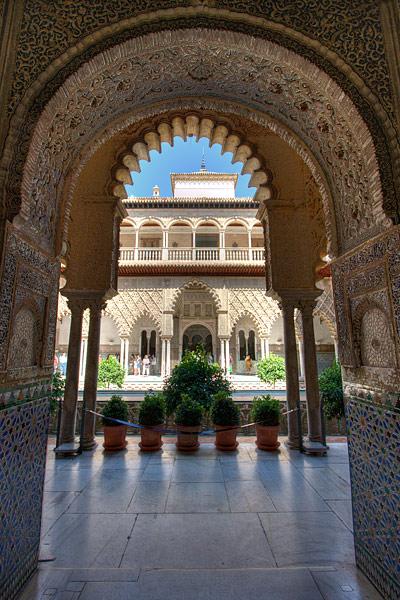 Seville's stunning Alcázar