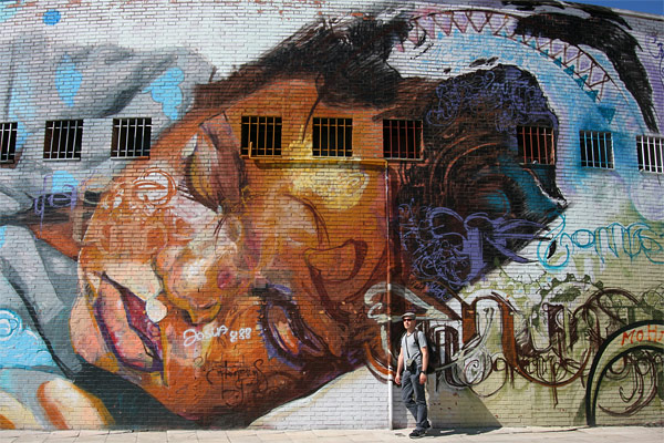 Giant Street Art in Seville