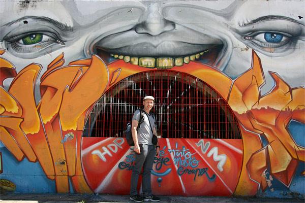 Giant Street Art in Seville