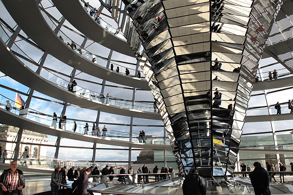 The Reichstag Dome