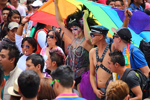 Gay Pride Mexico City