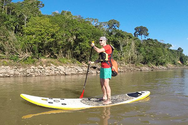 Tambopata Amazon adventure