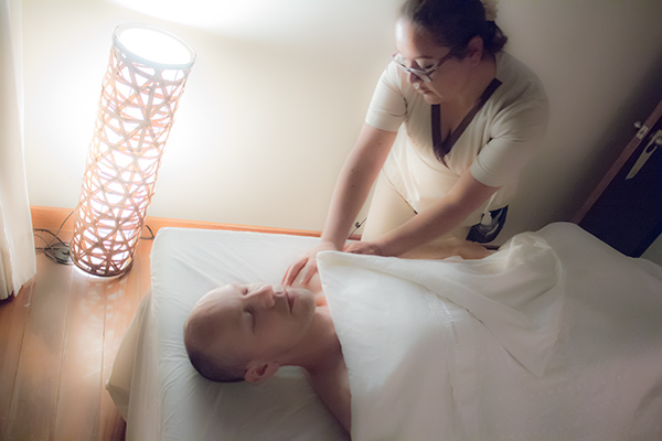 Swedish massage at Colca Lodge