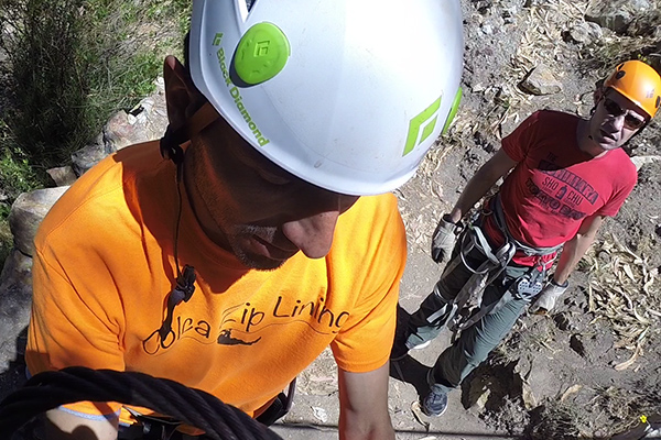 Don't miss Colca Zip-Lining
