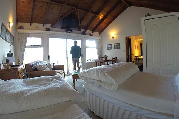 Room at  Cumbres del Martial
