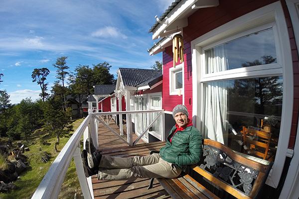 Cumbres del Martial, Ushuaia