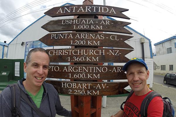 Ushuaia, gateway to Antarctica