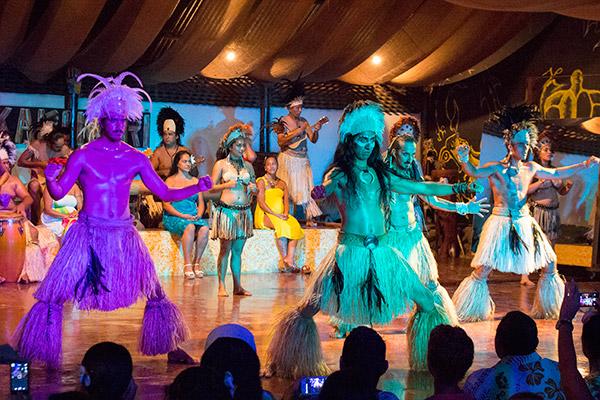 Kari Kari cultural show