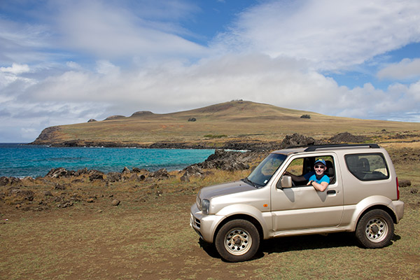 Oceanic Rapa Nui Rent a Car